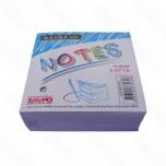 Blok papira beli 8,5x8,5cm 400L- SavPo