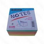 Blok papira šareni 10x10cm 1/600L - SavPo