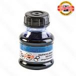 Boja - mastilo za pečate Koh-I-Noor plavo 50ml Art. 142503