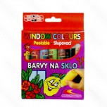 Boje za staklo Koh-I-Noor window colours 1/7 No.9738