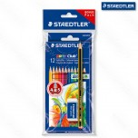 Drvene boje Staedtler Noris Club 1/12 promo box No.144 NC12