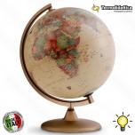 Globus Antique svetleći  Ø30cm