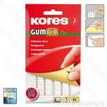 Guma samolepiva Kores GumFix Power bela 50g 84kom Art. 31600