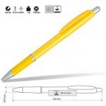 Hem.olovka Winning WZ-2011 žuta No.10.033.40
