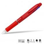 Hem.olovka Wz-2088a dvobojna crvena No.10.037.30