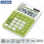 Kalkulator Casio MS-20NC-GN zeleni