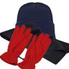 Kape,šalovi i rukavice