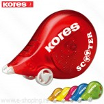 Korektor u traci Kores Scooter Color 4,2mm x 8m Art. 84873