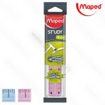 Lenjir Maped Study 15cm No.211111