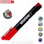 Marker Kores permanent XP2 crveni kosi vrh  Art. 20957