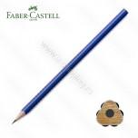 Olovka grafitna Faber Castell grip HB plava