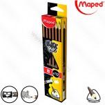 Olovka grafitna Maped sa gumicom B No.851724