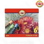 Pasteli suvi Koh-I-Noor Toison D'or 1/6 Art. 8511