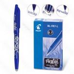 Roler olovka Pilot Frixion plavi 0,7mm No.BL-FR7