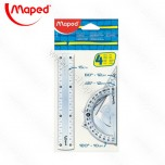 Set lenjira Maped Start 15cm 1/4 No.242815