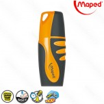 Signir - tekst marker Maped mini Peps oranž No. 742735