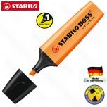 Signir - tekst marker Stabilo Boss No.70 oranž