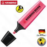 Signir - tekst marker Stabilo Boss No.70 pink