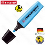 Signir - tekst marker Stabilo Boss No.70 plavi