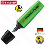 Signir - tekst marker Stabilo Boss No.70 zeleni