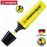 Signir - tekst marker Stabilo Boss No.70 žuti