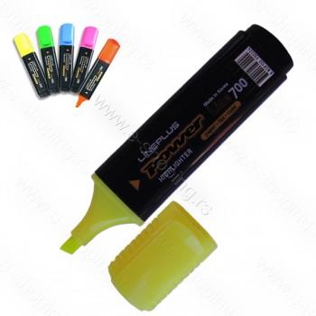 Signir - tekst marker Lineplus žuti No.700