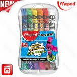 Tempere Maped Color'Peps 12ml 1/12 pvc box No.810520