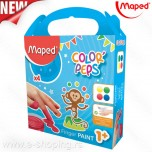 Tempere Maped Color'Peps my first finger Paint 80g 1/4 No.812510