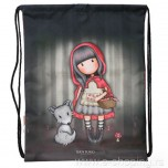 Torba za opremu Santoro Gorjuss Little Red Riding Hood Art. G4K93033