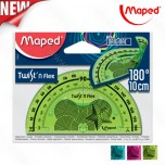 Uglomer Maped Twist'n Flex 10cm 180º No.279810