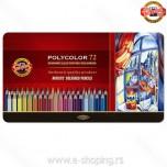 Umetničke drvene boje Koh-I-Noor Polycolor 1/72 Art. 3827