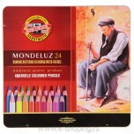 Umetničke drvene boje Koh-I-Noor Mondeluz Aquarell 1/24 Art. 3724