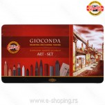 Umetnički art set Koh-I-Noor Gioconda Art. 8891