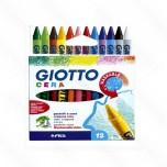 Voštane boje Fila Giotto Cera 1/12 Art. 281200