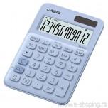 Kalkulator - digitron Casio MS-20UC-LB svetlo plavi