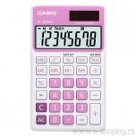 Kalkulator - digitron džepni Casio SL-300NC rozi