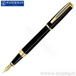 Penkala - nalivpero Waterman Exception black blk GT Art. S0636940