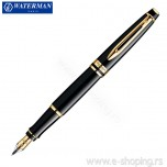 Penkala - nalivpero Waterman Expert black GT Art. S0951640