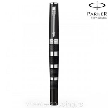 Olovka Parker 5th generation Ingenuity Black Rubber & Metal CT Art. 959170