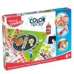 Set Maped Creativ color and play - design my barbecue Art. 907009