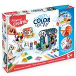 Set Maped Creativ Color and play - design my carriages Art. 907024