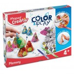 Set Maped Creativ color and play - memory Art. 907000