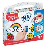 Set Maped Creativ Stickers gel mini box Art. 907012