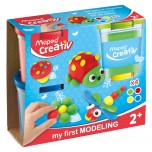 Set Maped Creativ my first modeling dough plastelin Art. 907200