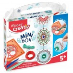 Set Maped Creativ Spiral art mini box Art. 907016