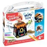Set Maped Creativ Velvet colouring mini box Art. 907013