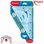 """Trougao Maped 60"""" 21cm flex No. 244621"""