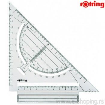 Trougao za tablu geo set Rotring Rapid Art. 0232240